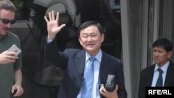 Бывший премьер-министр Таиланда Таксин Чинавата
