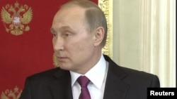 Владимир Путин, Ресей президенті
