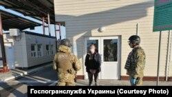 КПВВ «Каланчак», задержание мужчины в розыске