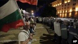 Софија, антивладин протест