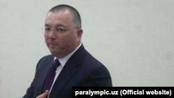 Бывший заместитель генерального прокурора Узбекистана Улугбек Суннатов.