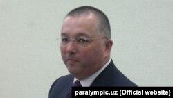 Sobiq prokuror Ulug'bek Sunnatov