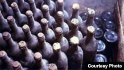 Грузинское вино, старое