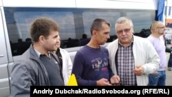 Поддржувачите на Саакашвили на украиснко-полската граница