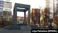 Памятник жертвам политических репрессий в Новсибирске
