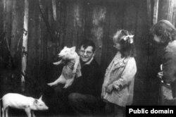 Дмитрий Шостакович в Иванове. Лето 1943
