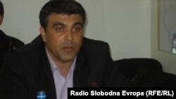 """Сашо Петрушевски, директор на Јавното претпријатие """"Чистота и зеленило"""" од Куманово."""