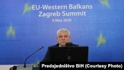 Učešće Šefika Džaferovića na samitu EU - Zapadni Balkan, Sarajevo, 6. maj