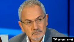 Автор и ведущий ток-шоу «Шустер Live» Савик Шустер.