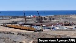 """Во Турција веќе се гради нуклеарната централа """"Аккуји"""", а се реализира и проектот за изградба и на централата """"Синоп"""""""
