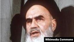 روحالله خمینی، بنیانگذار جمهوری اسلامی ایران