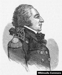 Эдмон Шарль Жене (1763-1834). Harper's Encyclopædia of United States History. 1905