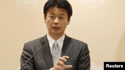 Ministri i jashtëm japonez, Koiçiro Gemba
