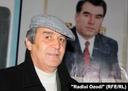 Амният Абдуназаров, коршиноси тоҷик.