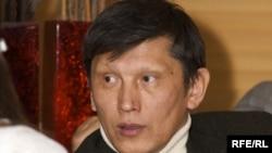 Нурторе Жусип, главный редактор республиканской газеты «Айкын».