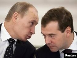 Putin & Medvedev