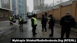Ситуація під консульством Росії в Одесі, 18 березня 2018 року