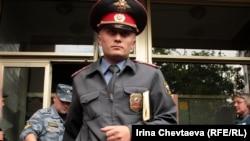 Ператрус на кватэры Навальнага