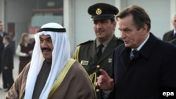 Премиерот на Кувајт