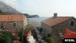 Sveti Stefan resort