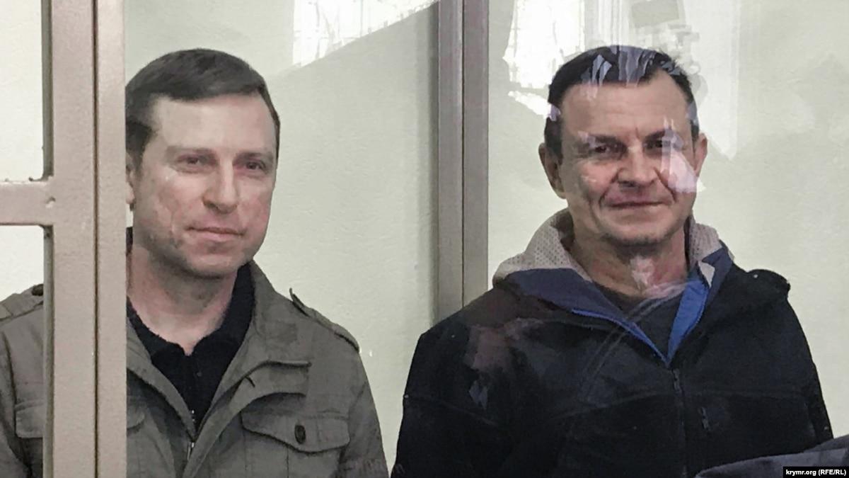 Осужденных по «делу украинских диверсантов» этапировали из московского СИЗО