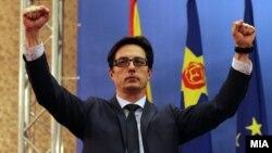 Стево Пендаровски кандидат на СДСМ за претседател на Македонија.