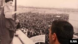 نمایشگاهی از عکسهای آیتلله خمینی در تهران