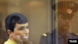 Турсунов устидан 8 июн куни Москва шаҳар суди ҳукм чиқарди.