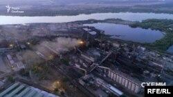 Коксохімічний завод – об'єкт підвищеної небезпеки