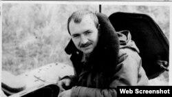 Так Владимир Цемах выглядел во время прохождения военной службы еще в СССР. Фото с VK-страницы дочери