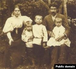 Сям'я Багдановічаў, 1894