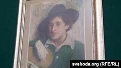 Марк Шагал. Аўтапартрэт