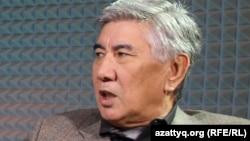 Председатель партии ОСДП Жармахан Туякбай.
