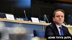 Komisionari për Zgjerim i Bashkimit Evropian, Oliver Varhelyi.