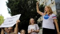 Mladi iz Beograda o učešću u politici