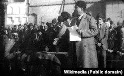 معروف الرصافی، از شاعران شاخص عراق در نیمه اول قرن بیستم