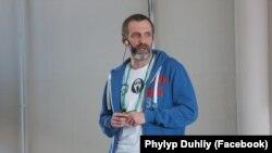 Пилип Духлій, співзасновник освітнього проекту Brobots