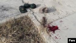 حمله در زمان برگزاری مراسم صبحگاه سربازان رخ داده است.
