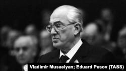 Юрий Андропов, председатель КГБ в 1967–1982 гг.
