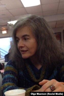 Елена Будовская
