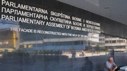 Zgrada Parlamenta BiH, foto: Midhat Poturović