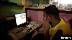 Интернет-кафе в Исламабаде. Иллюстративное фото.