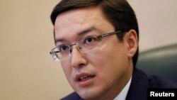 Председатель Национального банка Казахстана Данияр Акишев.