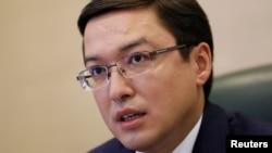 Глава Национального банка Казахстана Данияр Акишев.