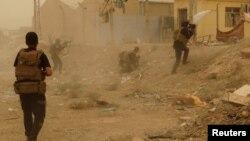 Сили безпеки Іраку захищають свої позиції в Рамаді, 14 травня 2015 року
