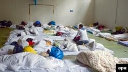 Refugiați găzduiți temporar la Helsinki