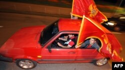 Arxiv foto: Monteneqroda Sosial Demokrat Partiyasının seçkilərdə qələbəsi qeyd olunur