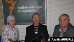 Алия Сабирова, Зиннәт Кадыйров һәм Римзил Вәли
