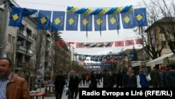Prishtina në 6-vjetorin e shpalljes së pavarësisë...