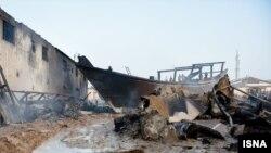 هنوز علت آتشسوزی در کارخانه لنجسازی بوشهر اعلام نشده است